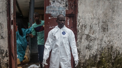 The fight against Ebola (Deel 1)