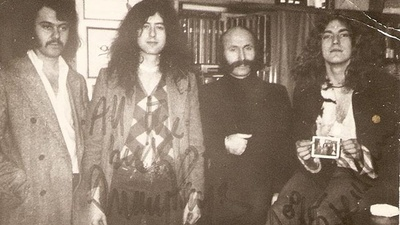 El mánager de gira de Led Zeppelin sigue siendo la hostia