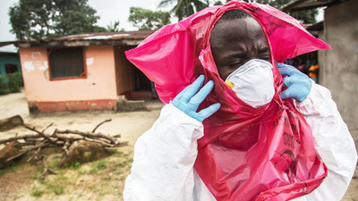 The fight against Ebola (Deel 3)
