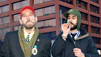 How Two Convicted Criminals Got Philadelphia to Decriminalize Weed