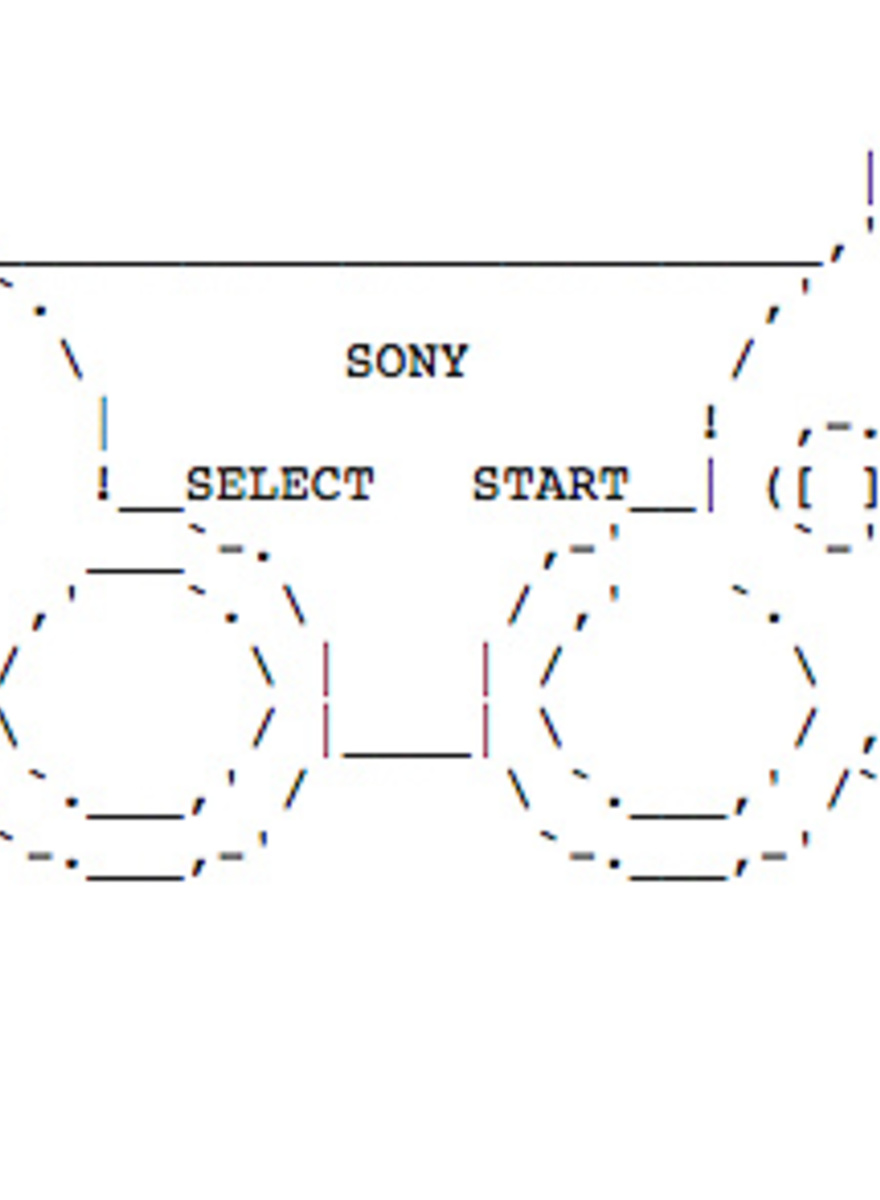 A Era Dourada do GameFAQs e a Arte em ASCII