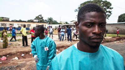 The fight against Ebola: de volledige documentaire