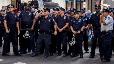 The NYPD's Terrible, Horrible, No Good, Very Bad Week