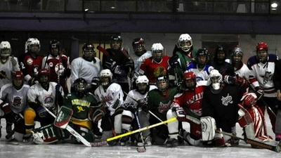 The Long Struggle of the Mexican Women's Ice Hockey Team