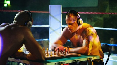 Brawn Meets Pawn at the Chessboxing Championship of the World