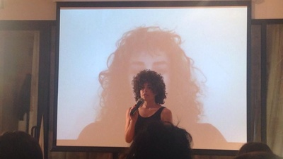 Artist Allison Brainard Made a PowerPoint Presentation Featuring Her Ex-Boyfriends