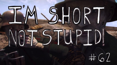 I'm Short, Not Stupid Presents: 'Sort (No Man's Land)'