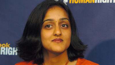 Criminal Justice Reformer Vanita Gupta Just Got Way More Powerful