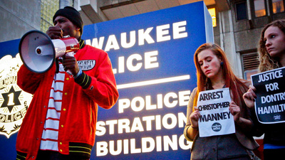 The Milwaukee Police Officer Who Killed a Schizophrenic Man Got Fired and Nobody's Happy