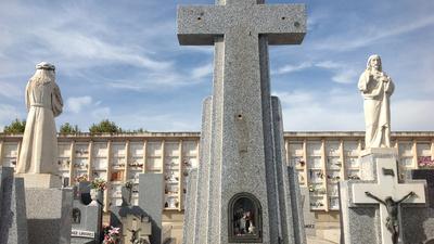 Los ladrones de tumbas saquean los cementerios de Madrid