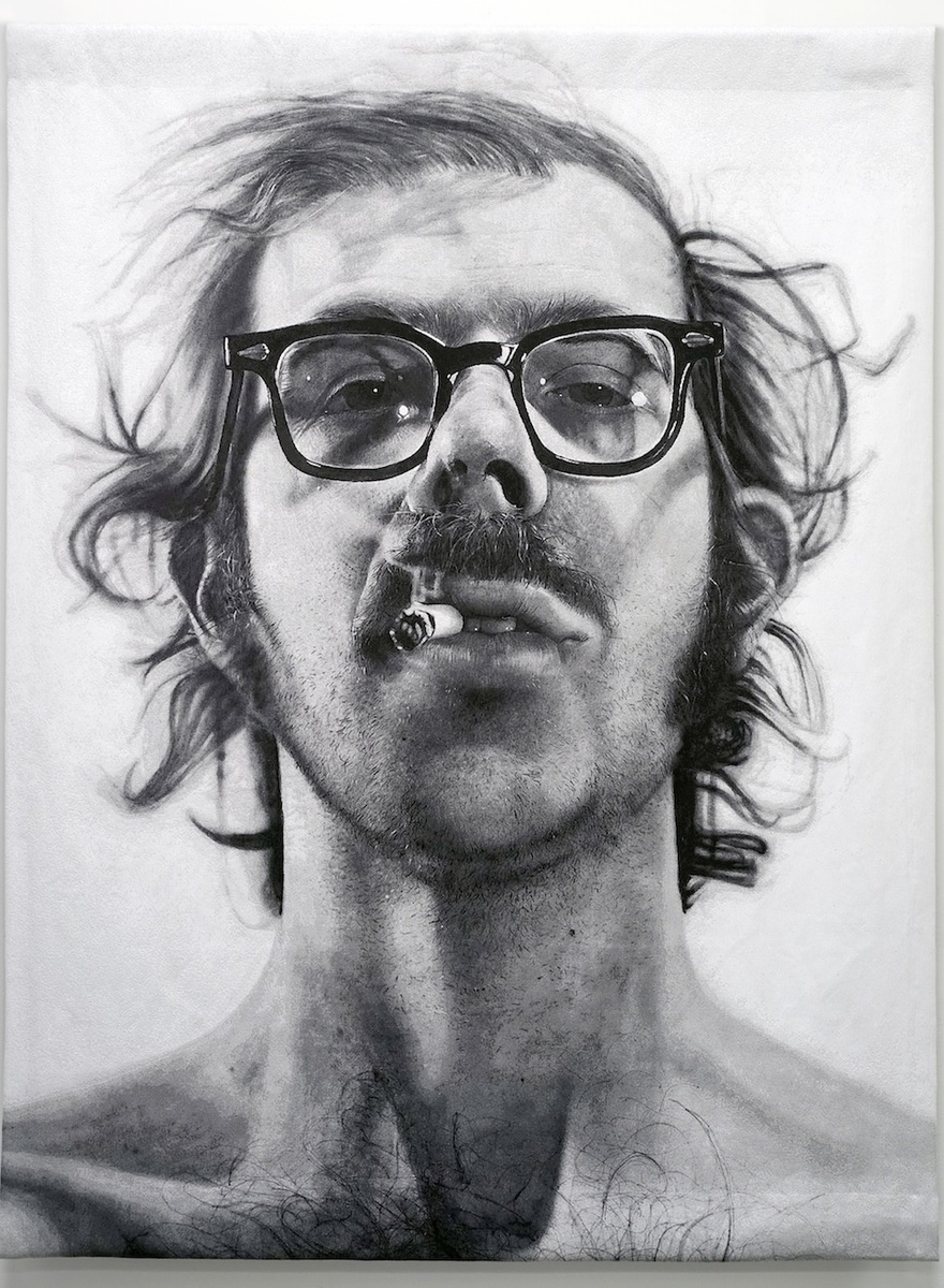 A Conversation with Chuck Close About 'FIERCE CREATIVITY'