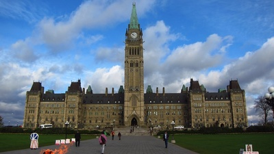 Canada's Parliament Just Got Attacked by a Gunman
