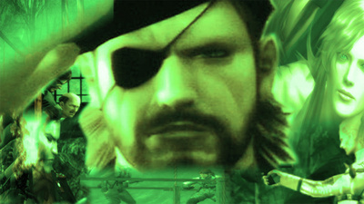 'Metal Gear Solid 3,' I Love You with All My Heart