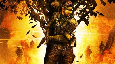 'Metal Gear Solid 3', I Love You with All My Heart