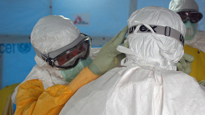 I Was a Psychologist at an Ebola Treatment Center in Liberia