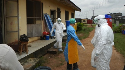 An Expert Describes Non-Stupid Ways to Use Ebola Quarantines
