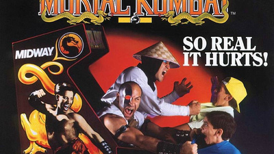 The Glorious, Gory History of 'Mortal Kombat'