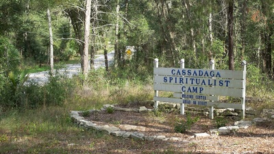 Legend Tripping at Cassadaga's Devil's Chair