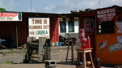 What Life Is Like for Liberians Dealing with the Ebola Outbreak
