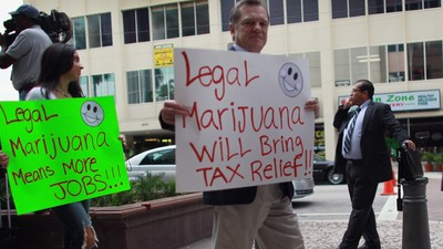 The Weird Politics of Florida's Medical Marijuana Vote