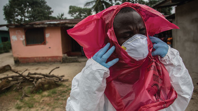 Disease Without Borders: On the Front Lines of the Fight Against Ebola
