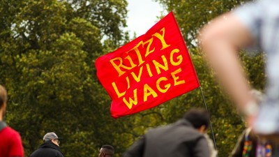 Finally: Hope for Britain's Pissed Off Workers