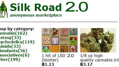 Closing Silk Road 2.0 Isn't Going to Stop Anyone from Selling Drugs Online