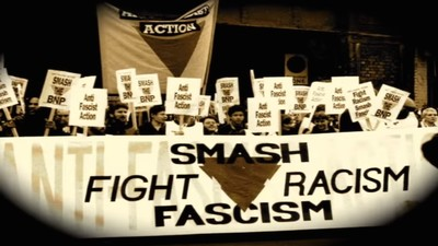 A History of Antifascists Beating the Shit Out of Racist Boneheads