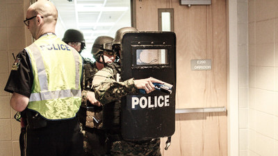 ​Why Are Cops Terrifying Children with Active Shooter Drills?