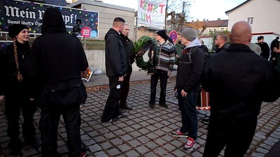A German Town Tricked Some Neo-Nazis into Marching to Raise Money for a Good Cause