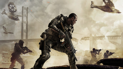 The Latest 'Call of Duty' Campaign Isn't All That Advanced