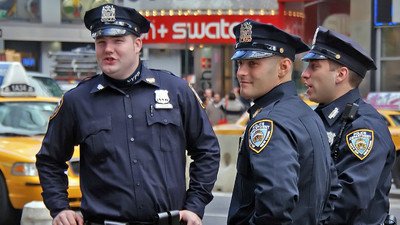​New York City's Biggest Marijuana Problem Is the Police