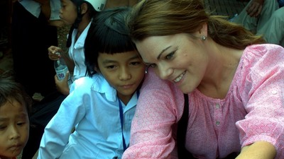 We Talked Refugees with Greens Senator Sarah Hanson-Young in Cambodia