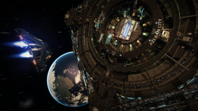 'Elite: Dangerous' Is the Han Solo Simulator You've Always Dreamed of