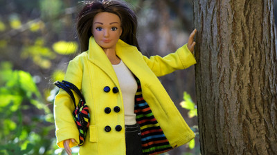 An Artist's New 'Normal Barbie' Doll Now Features Cellulite and Stretch Marks