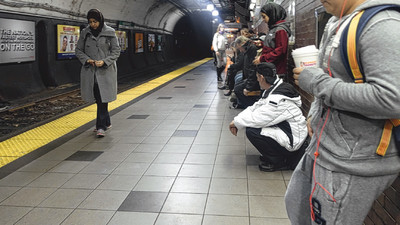 Why Do People Keep Getting Pushed onto Subway Tracks?