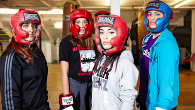 'No Guts No Heart No Glory' Gives England's Female Muslim Boxers a Voice