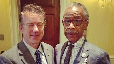 The Bizarre Alliance of Rand Paul and Al Sharpton