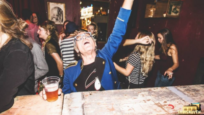 Meet the 68-Year-Old Amsterdamer Still Holding it Down in the City's Best Clubs