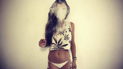 Naked Stoner Girls Are Giving Away a Year's Worth of Free Weed