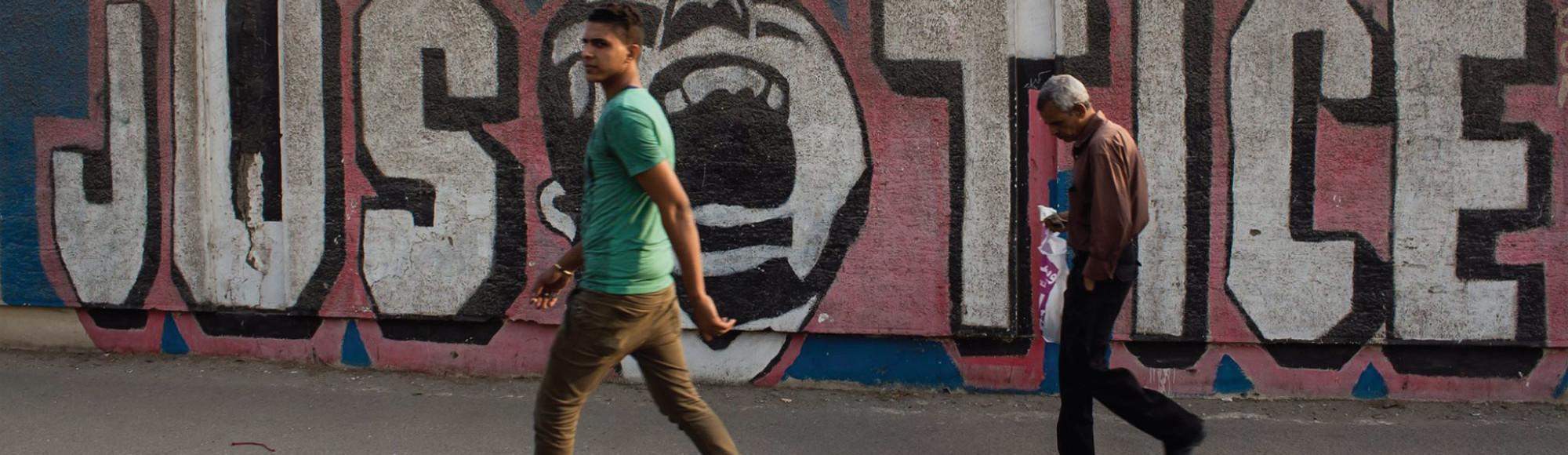 Ägyptischer Fußball ist eine Gefahr für den Staat