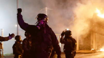 From Protests to Chaos: Here's What Happened Across the Country After the Ferguson Grand Jury Decision