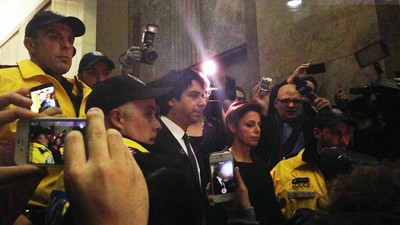 Jian Ghomeshi Posted $100,000 in Bail, and Now Lives with His Mom