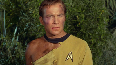 Star Trek: The Illogical Fighting Style of James T. Kirk