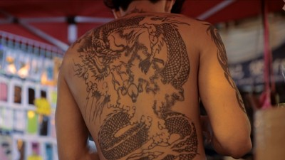 The Golden Age of Hong Kong Tattooing