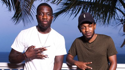 Watch Kendrick Lamar and Nigel Sylvester Talk on Noisey