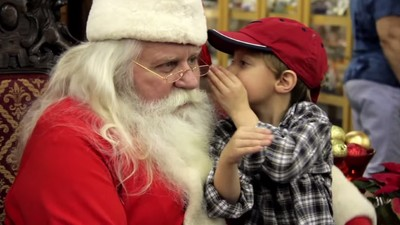 Homophobic Mall Santas Are Furious at a Documentary That Features a Gay Santa
