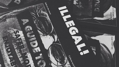 'Illegal!' Magazine Is in the UK to Help Its Addicted Vendors Take Drugs Better