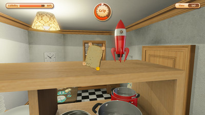 'I Am Bread' Is the Weirdest Video Game of 2014