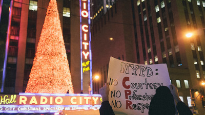 New York Exploded in Protests for Eric Garner Last Night